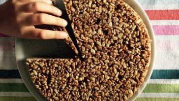 Barrette croccanti di riso soffiato