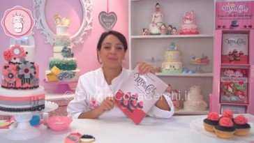 5 video tutorial per Cake Design in italiano