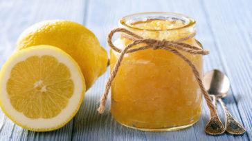 Marmellata di limoni: ecco la ricetta