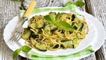 pasta zucchine ricetta