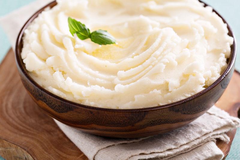 Ricetta purè di patate fai da te