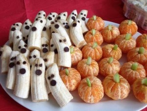Cibi mostruosi per Halloween