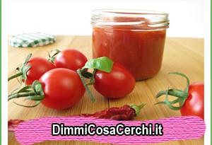 salsa di pomodoro fai da te