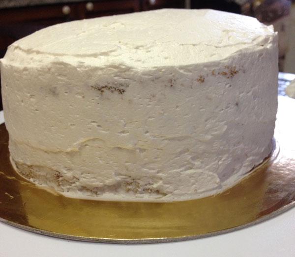 torta crema di burro