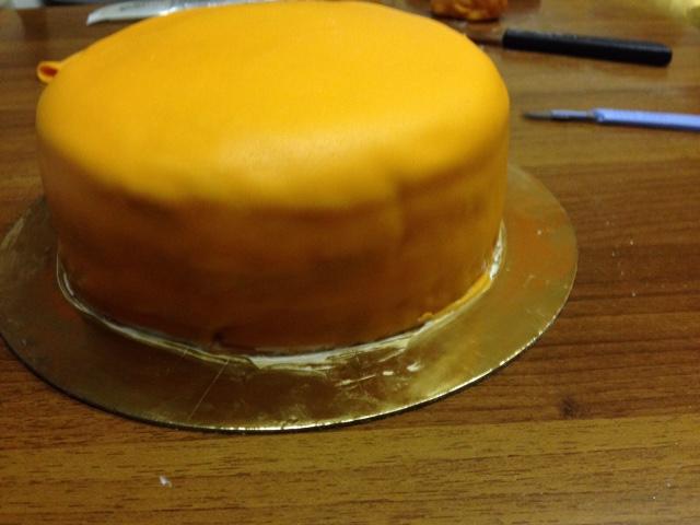 torta di zucchero