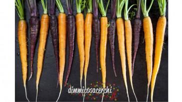carote come cucinarle