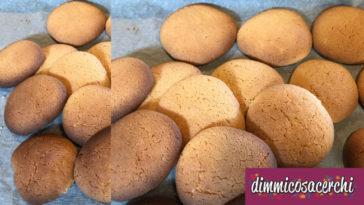 Biscotti con farina di riso: ricetta facile e veloce!
